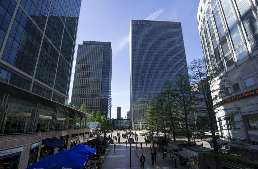 Office Space Canary Wharf